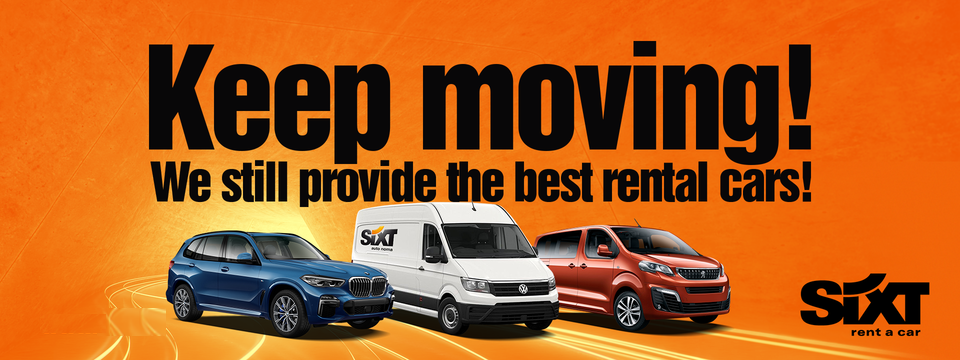 SIXT rent a car in Lithuania