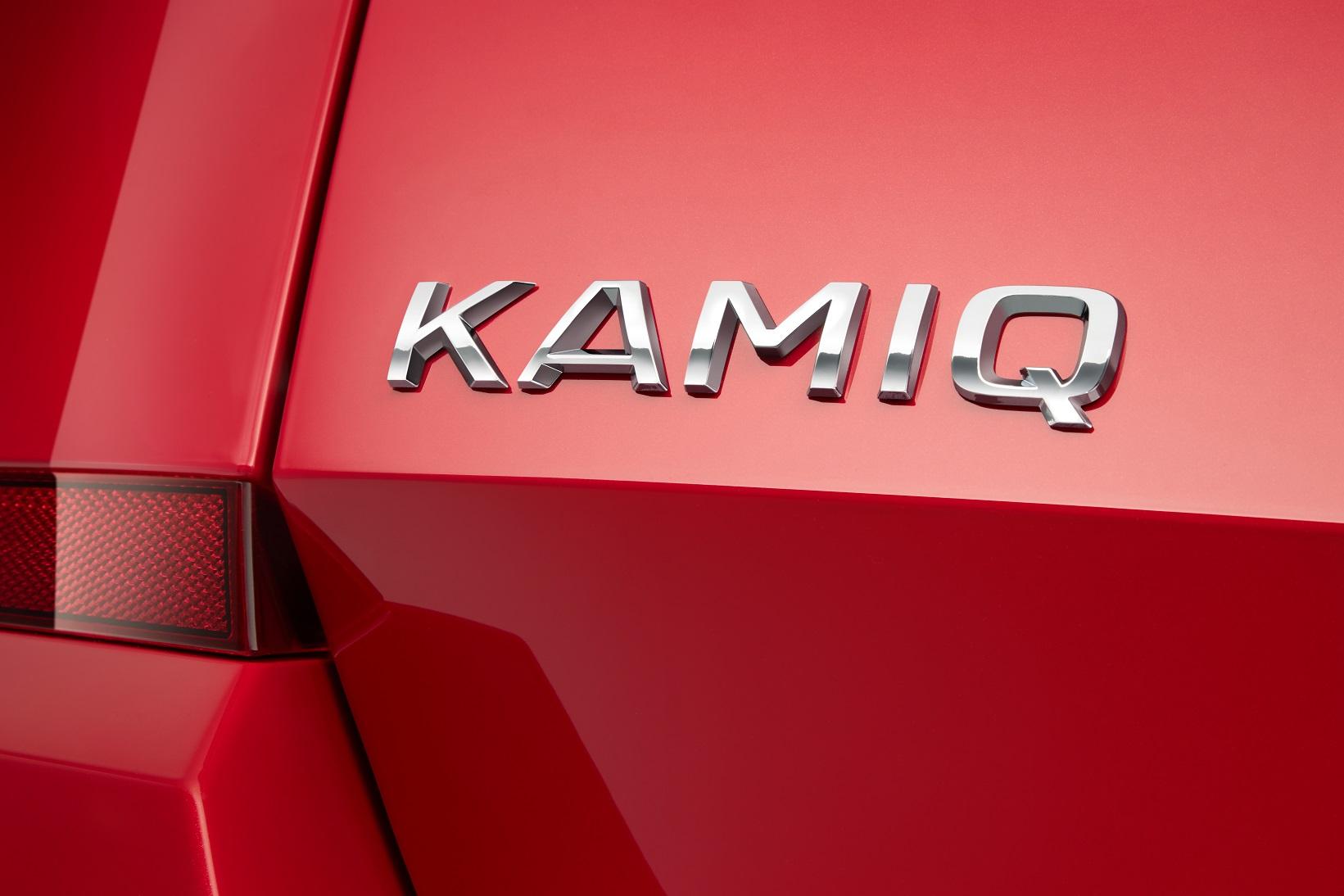 Škoda Kamiq ilgalaikė automobilių nuoma | Sixt Leasing