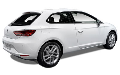 SEAT Leon ilgalaikė automobilių nuoma | Sixt Leasing