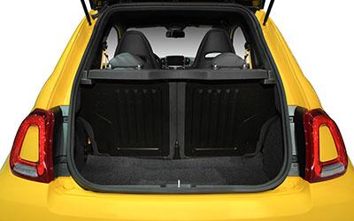 Abarth 595 ilgalaikė automobilių nuoma | Sixt Leasing