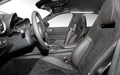 Alfa Romeo Giulia ilgalaike automobiliu nuoma | Sixt Leasing
