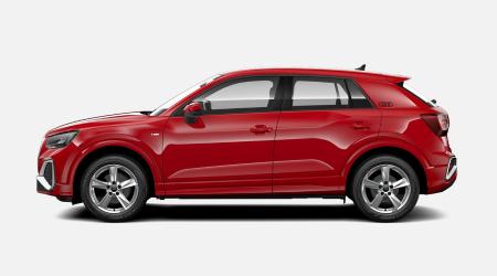 Audi Q2 ilgalaikė automobilių nuoma   Sixt Leasing