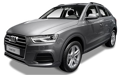 Audi Q3 ilgalaikė automobilių nuoma | Sixt Leasing