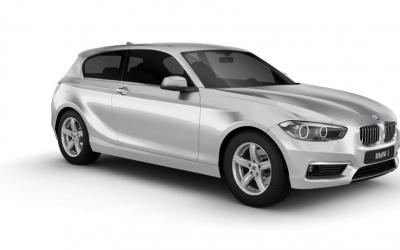 BMW 1 serijos