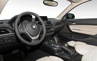 BMW 1 serijos ilgalaikė automobilių nuoma | Sixt Leasing