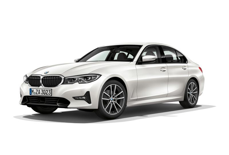 BMW 3 serijos ilgalaikė automobilių nuoma | Sixt Leasing