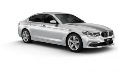 BMW 5 serijos