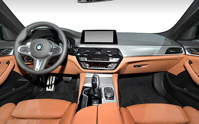 BMW 5 serijos ilgalaikė automobilių nuoma | Sixt Leasing
