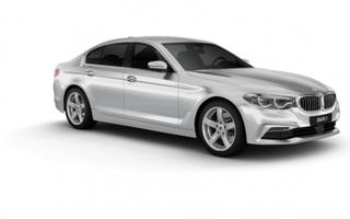 BMW 5 serijos mini lizingas