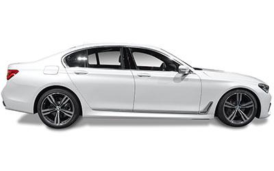 BMW 7 serijos ilgalaikė automobilių nuoma | Sixt Leasing
