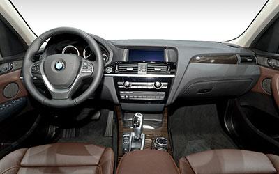 BMW X3 ilgalaikė automobilių nuoma | Sixt Leasing