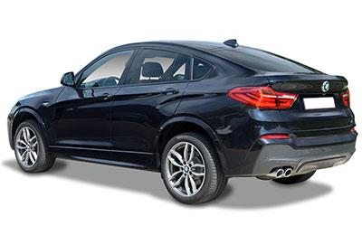 BMW X4 ilgalaikė automobilių nuoma | Sixt Leasing