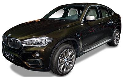 BMW X6 Galleriefoto
