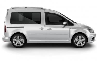 Volkswagen Caddy ilgalaikė automobilių nuoma | Sixt Leasing