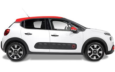 Citroen C3 ilgalaikė automobilių nuoma | Sixt Leasing
