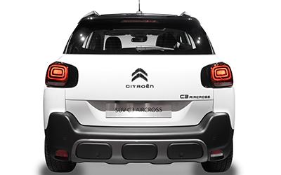 Citroen C3 Aircross ilgalaikė automobilių nuoma | Sixt Leasing