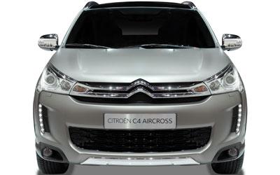 Citroen C4 Aircross ilgalaikė automobilių nuoma | Sixt Leasing