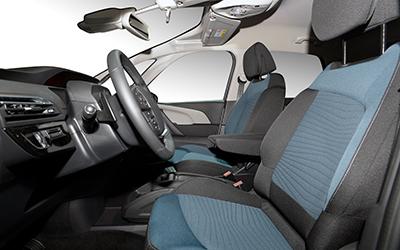 Citroen C4 Picasso ilgalaikė automobilių nuoma | Sixt Leasing
