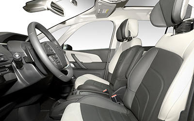 Citroen Grand C4 Picasso ilgalaikė automobilių nuoma | Sixt Leasing
