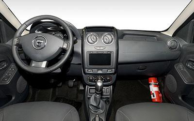 Dacia Duster ilgalaikė automobilių nuoma   Sixt Leasing