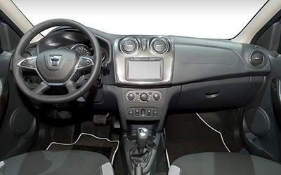 Dacia Sandero ilgalaikė automobilių nuoma | Sixt Leasing
