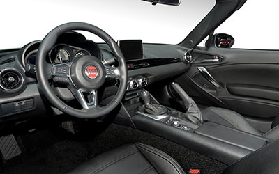 Fiat 124 Spider ilgalaikė automobilių nuoma | Sixt Leasing