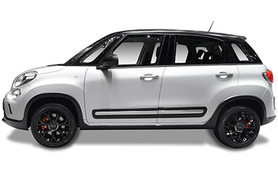 Fiat 500L ilgalaikė automobilių nuoma | Sixt Leasing