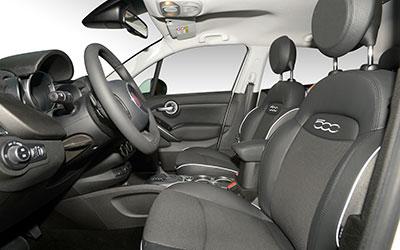 Fiat 500X ilgalaikė automobilių nuoma | Sixt Leasing