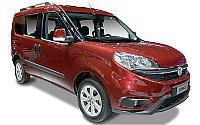Fiat Doblo ilgalaikė automobilių nuoma | Sixt Leasing