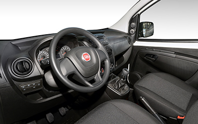 Fiat Fiorino ilgalaikė automobilių nuoma | Sixt Leasing