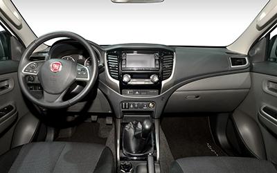 Fiat Fullback ilgalaikė automobilių nuoma | Sixt Leasing