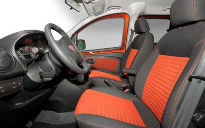 Fiat Qubo ilgalaikė automobilių nuoma | Sixt Leasing