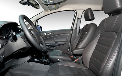 Ford EcoSport ilgalaikė automobilių nuoma | Sixt Leasing