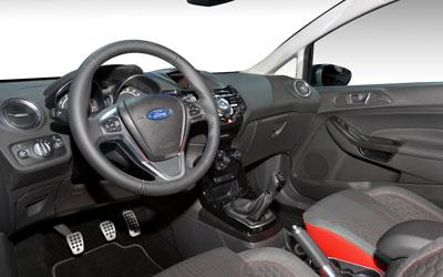 Ford Fiesta ilgalaikė automobilių nuoma | Sixt Leasing