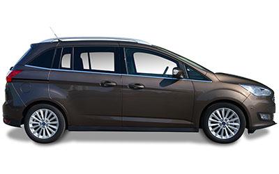 Ford Grand C-MAX ilgalaikė automobilių nuoma | Sixt Leasing