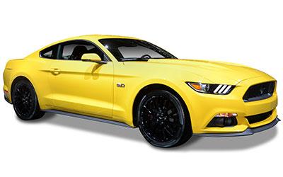 Ford Mustang ilgalaikė automobilių nuoma   Sixt Leasing