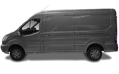 Ford Transit ilgalaikė automobilių nuoma | Sixt Leasing