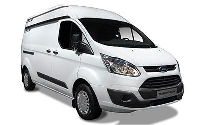 Ford Transit Custom ilgalaikė automobilių nuoma | Sixt Leasing