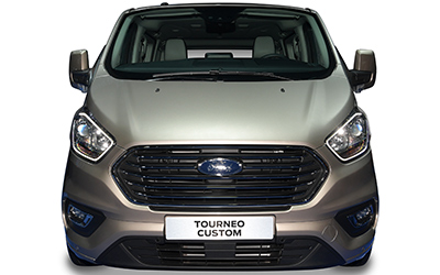 Ford Tourneo Custom ilgalaikė automobilių nuoma | Sixt Leasing