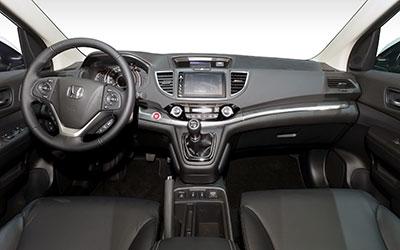 Honda CR-V Galleriefoto