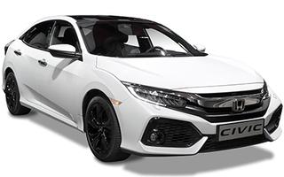 Honda Civic ilgalaikė automobilių nuoma   Sixt Leasing