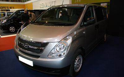 Hyundai H-1 ilgalaikė automobilių nuoma | Sixt Leasing