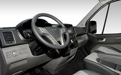Hyundai H350 ilgalaikė automobilių nuoma | Sixt Leasing