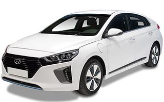 Hyundai Ioniq Hybrid ilgalaikė automobilių nuoma   Sixt Leasing