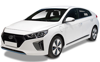 Hyundai IONIQ ilgalaikė automobilių nuoma | Sixt Leasing