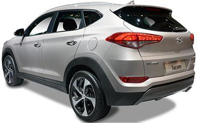 Hyundai Tucson ilgalaikė automobilių nuoma | Sixt Leasing