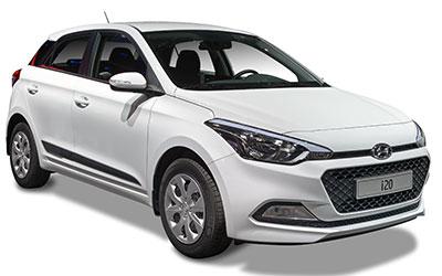 Hyundai i20 Galleriefoto