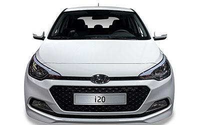 Hyundai i20 ilgalaikė automobilių nuoma | Sixt Leasing