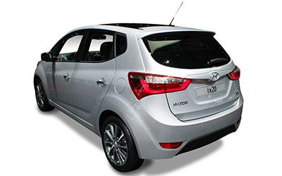 Hyundai ix20 ilgalaikė automobilių nuoma | Sixt Leasing