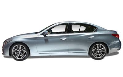 Infiniti Q50 ilgalaikė automobilių nuoma | Sixt Leasing